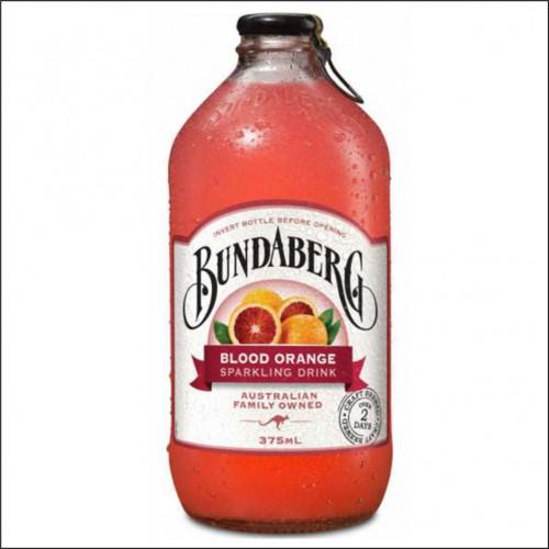 BUNDABERG BLOOD ORANGE 37,5 cl. SENZA ALCOOL