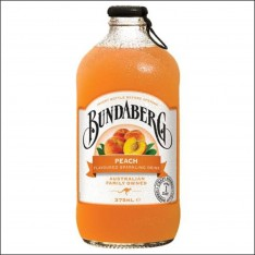 BUNDABERG PEACH 37,5 cl. SENZA ALCOOL