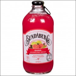 BUNDABERG GUAVAR 37,5 cl. SENZA ALCOOL