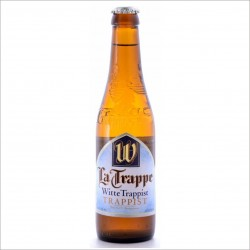 LA TRAPPE WITTE TRAPPIST cl.33