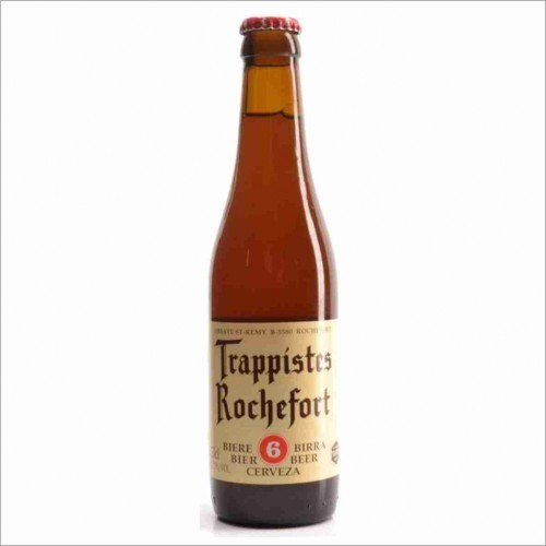 TRAPPISTES ROCHEFORT 6 33 cl.